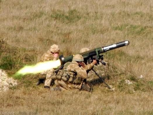 Armée britanique  Javeli10