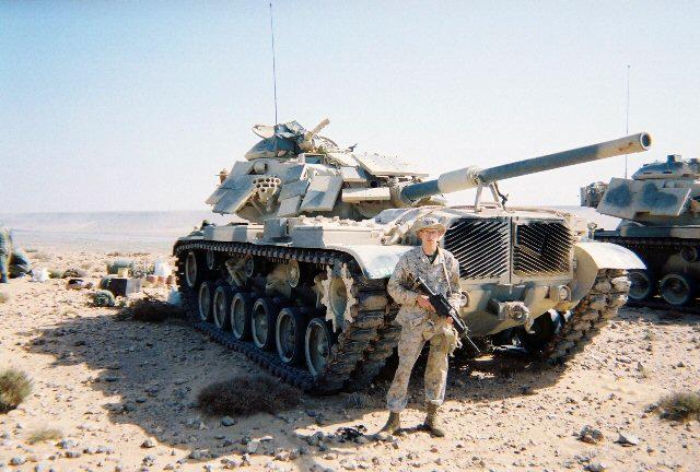Armées marocaines M60yb110