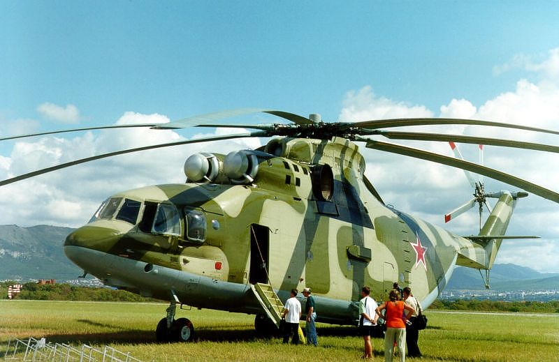 Photos de l'armée russe - Page 2 Mi-2610