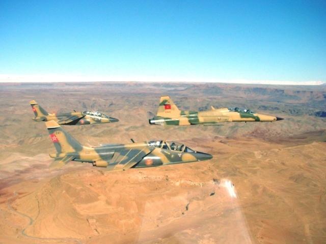 Armées marocaines Sansti10