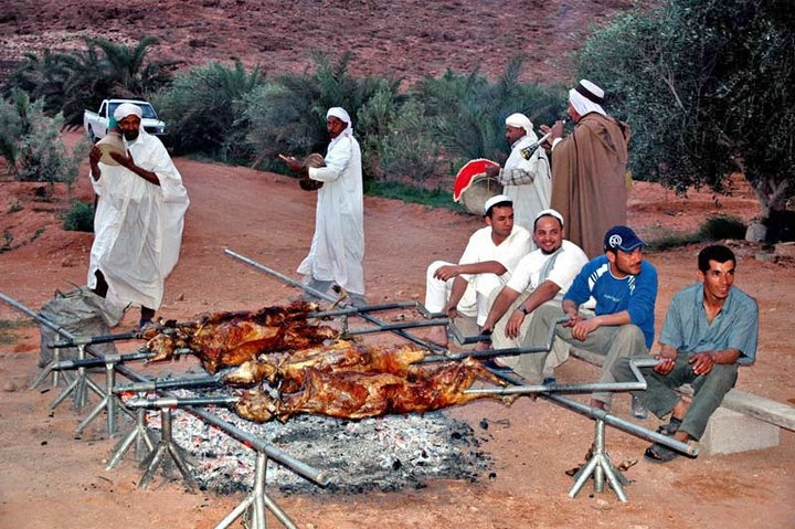 Tradition et beauté Algérienne Untitl14