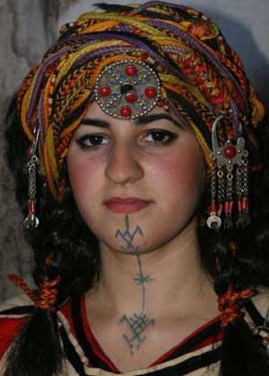 Tradition et beauté Algérienne Untitl16