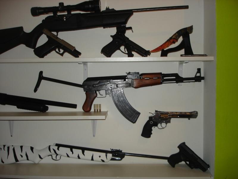 nouvelles armes reçu et une bonne année a tous Dsc00612
