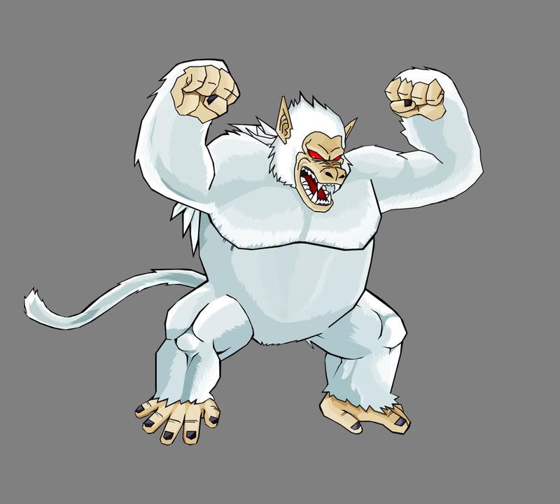 Gray Monkey Elder Grayap10