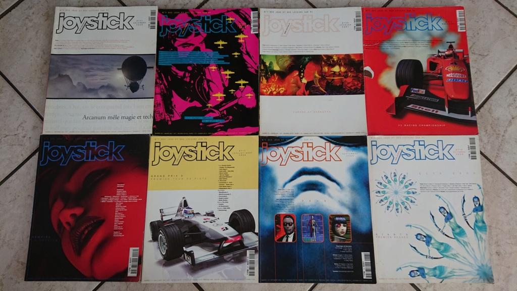 [VDS] Lot de 13 magazines JOYSTICK (année 2000/2001) Livre_11