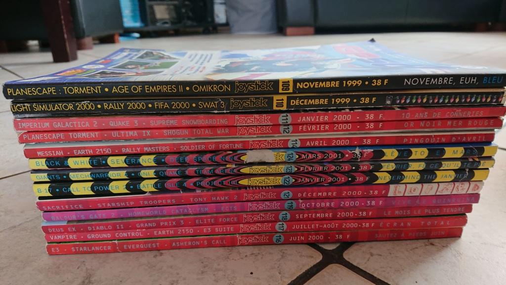 [VDS] Lot de 13 magazines JOYSTICK (année 2000/2001) Livre_12