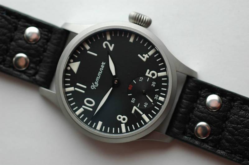 flieger - Cette flieger : copie ou hommage de quelle montre originale ? - Page 3 Fliege10