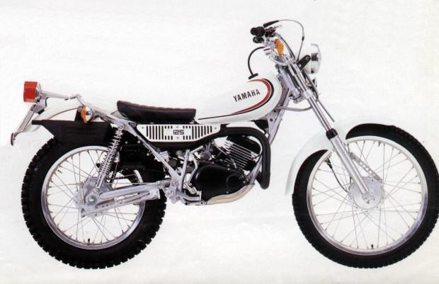 Honda TT Yamaha10