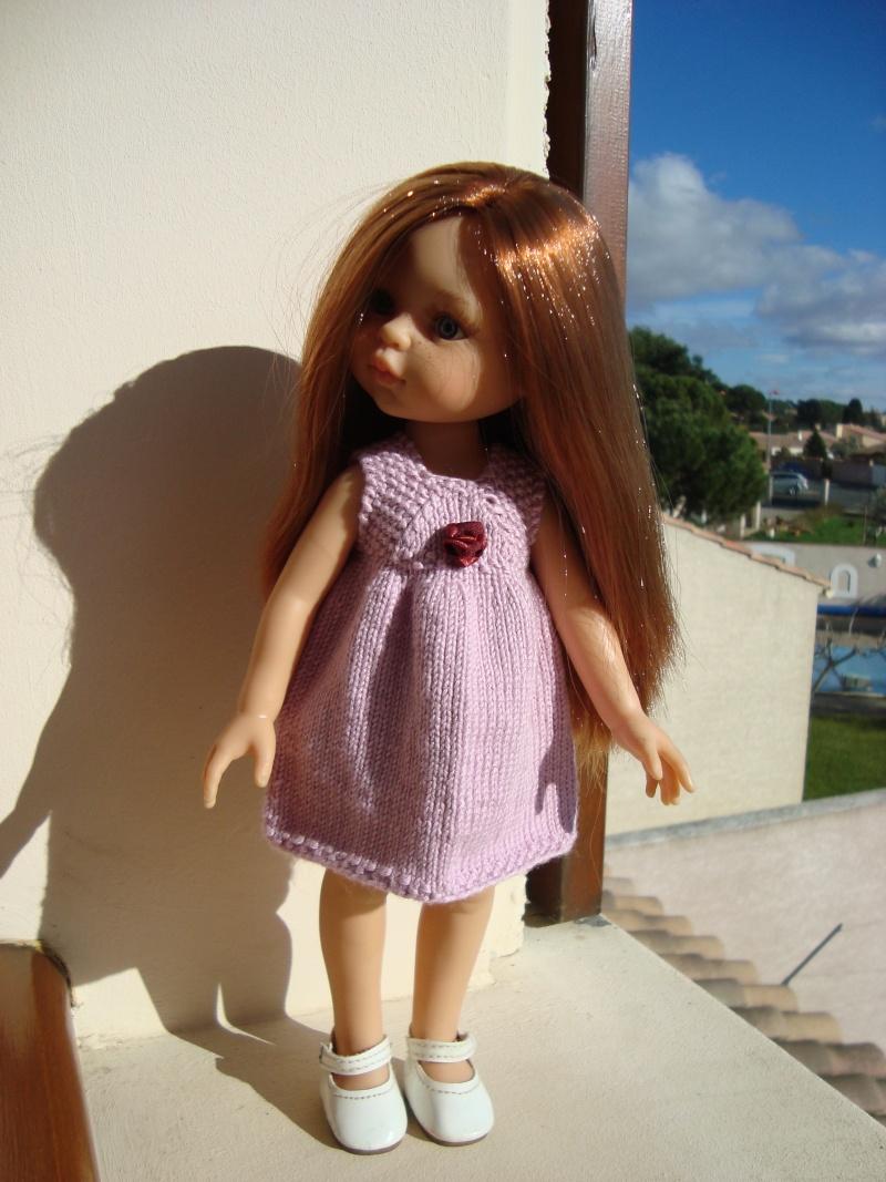 Malou étrenne ses tenues et elle accueille Fanny Malou_10