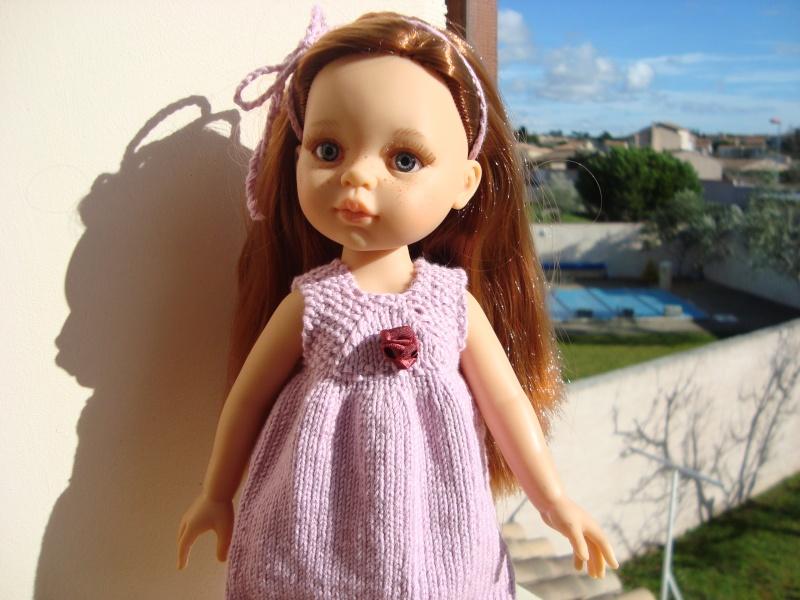 Malou étrenne ses tenues et elle accueille Fanny Malou_12