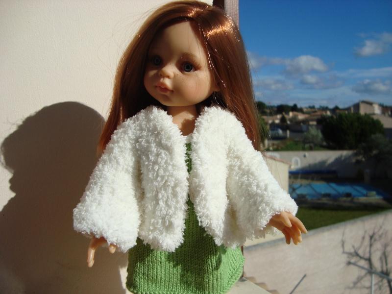 Malou étrenne ses tenues et elle accueille Fanny Malou_13