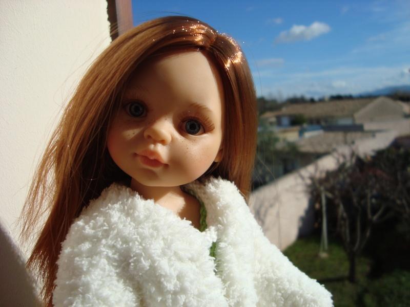 Malou étrenne ses tenues et elle accueille Fanny Malou_14