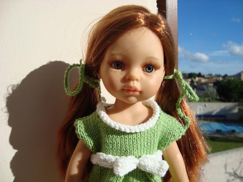 Malou étrenne ses tenues et elle accueille Fanny Malou_15