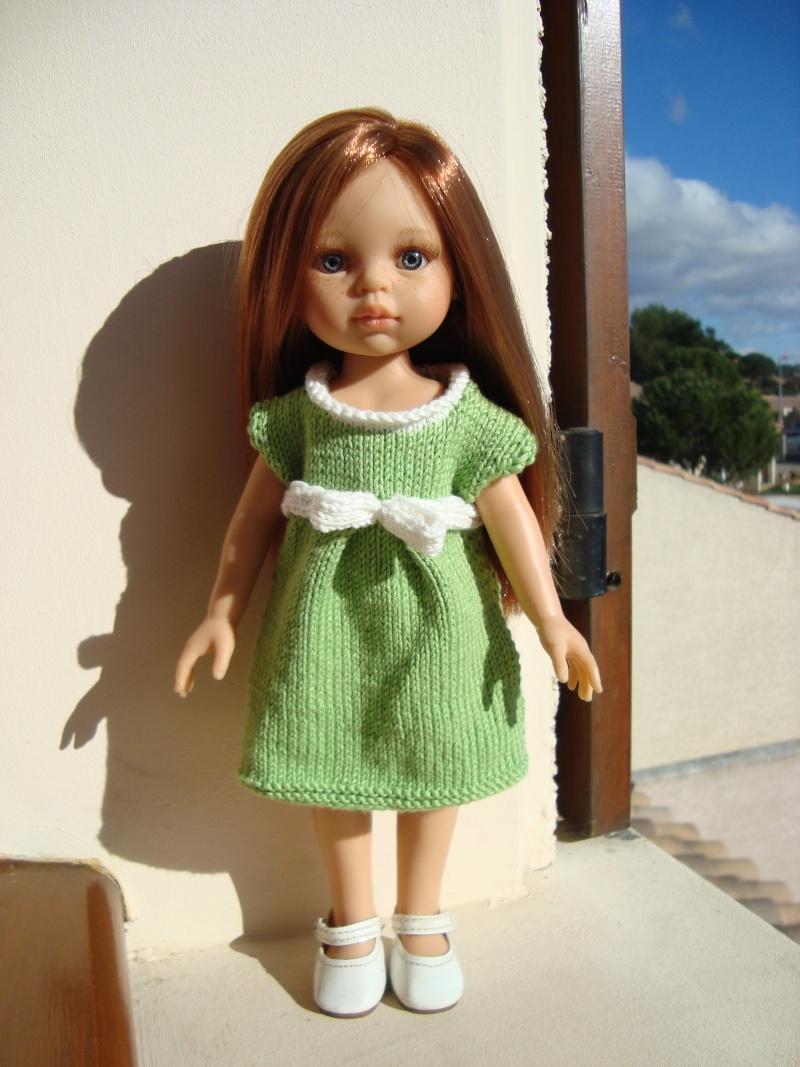 Malou étrenne ses tenues et elle accueille Fanny Malou_16