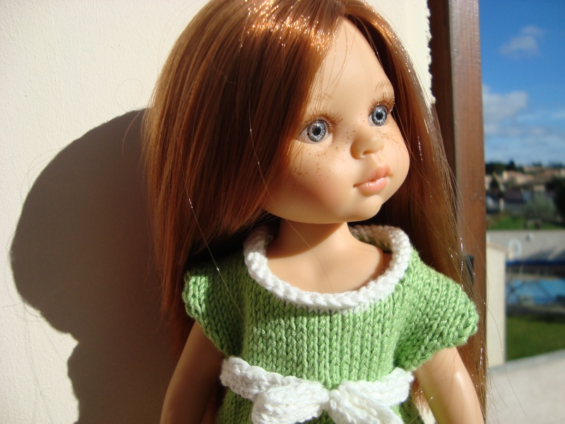 Malou étrenne ses tenues et elle accueille Fanny Malou_17