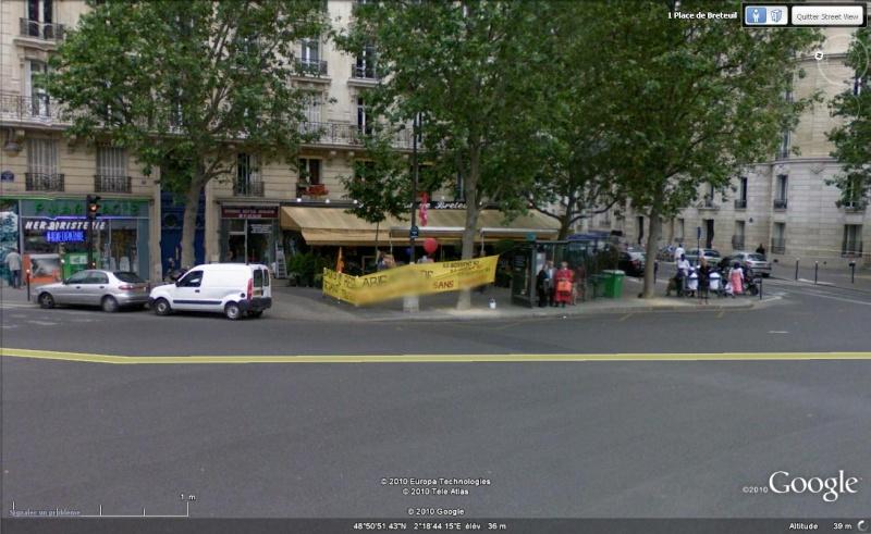 """STREET VIEW: les manifestations dans le Monde vues de la caméra des """"Google Cars"""" - Page 2 Manif10"""