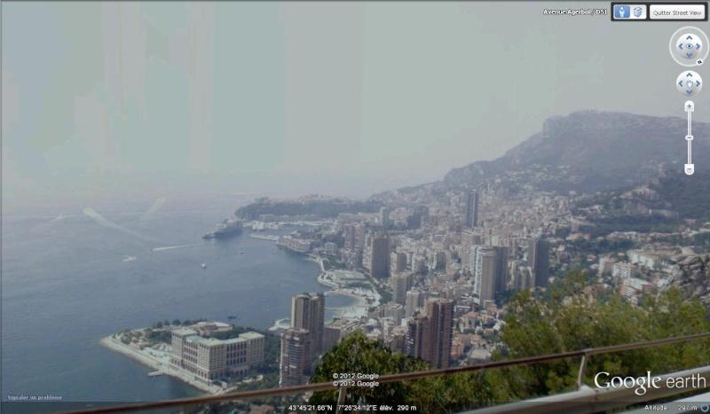 STREET VIEW : les cartes postales de Google Earth - Page 38 Monaco10