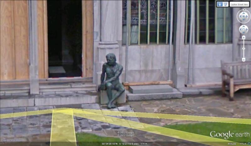 STREET VIEW : les cartes postales de Google Earth [le forum] Sta410
