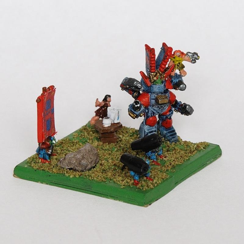 Concours #22: Socle de Personnage (Fin le 30/09/2012) Grakor10