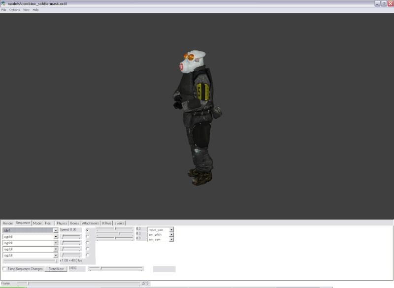 Combine Bug-Eye Soldier Skin Request Screen10