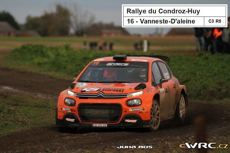 Des Citroën de pointe actuellement en rallye ...  - Page 3 Image210