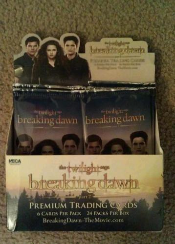 [Breaking Dawn] Premium trading card by NECA - Page 2 Breaki12
