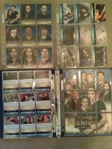 [Breaking Dawn] Premium trading card by NECA - Page 2 T2ec1612