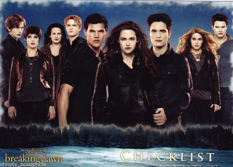 [Breaking Dawn] Premium trading card by NECA - Page 2 T2ec1614