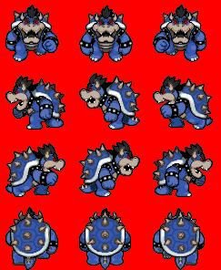 Charas Mario & Luigi : Bowser's Inside Story Darkbo10