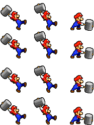 Charas Mario & Luigi : Bowser's Inside Story Marioh10