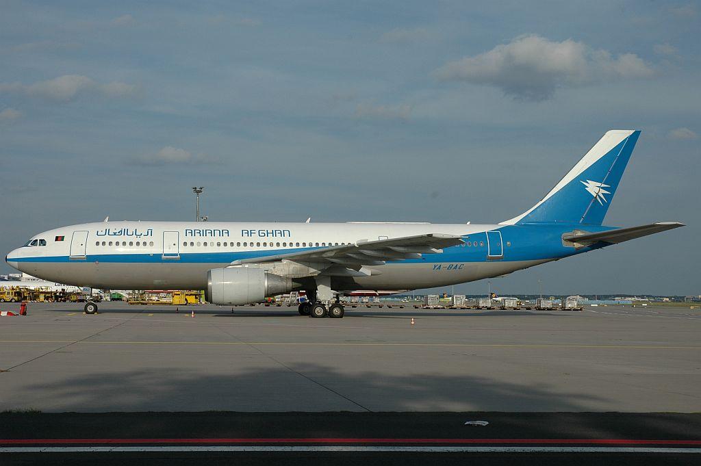 A300 in FRA Ya-bac10