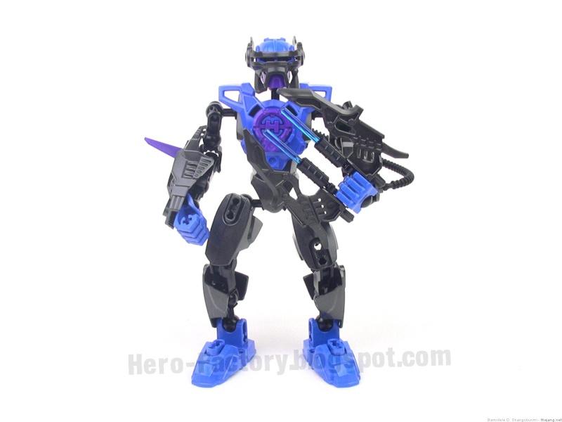 Hero Factory Reviews 10122011
