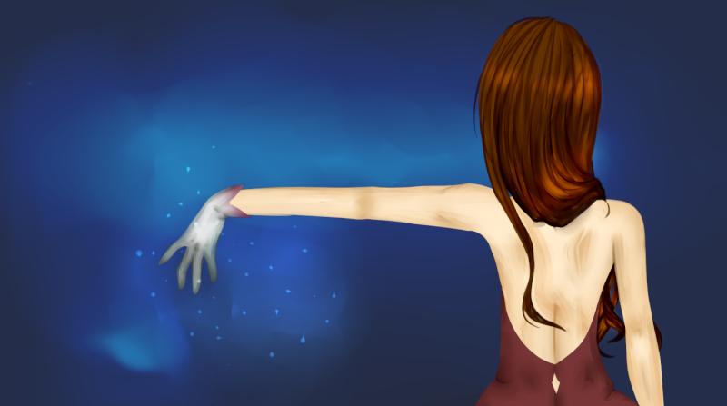Décoloré les messages du Ciel ♫  [LuLu' galerie.] Magica11