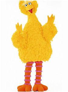 """""""Big Bird for President"""" Bibo_110"""