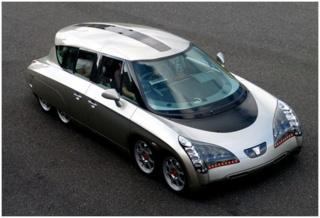 Das schnellste Elektroauto der Welt Elektr10