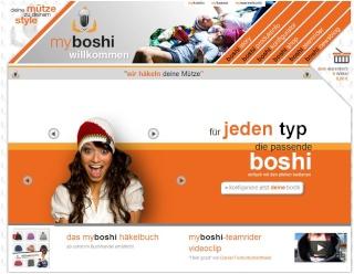 Geschäftsidee: Mützen häkeln mit Omis und weltweit verkaufen Mybosh10