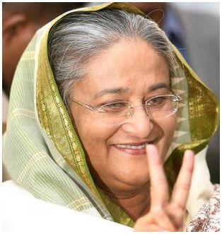 Die Grameen Bank wird verstaatlicht Sheikh10