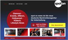 Neue Nachrichtenagentur mit Promi-Klatsch Spot_o10