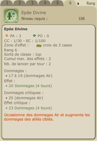 Mise à jour 2.8 et refonte du Iop Divine10