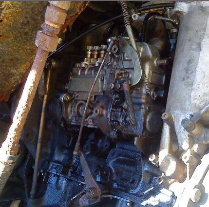 amorcage pompe injection 421 sur moteur 616.911 - Page 2 Pompe111