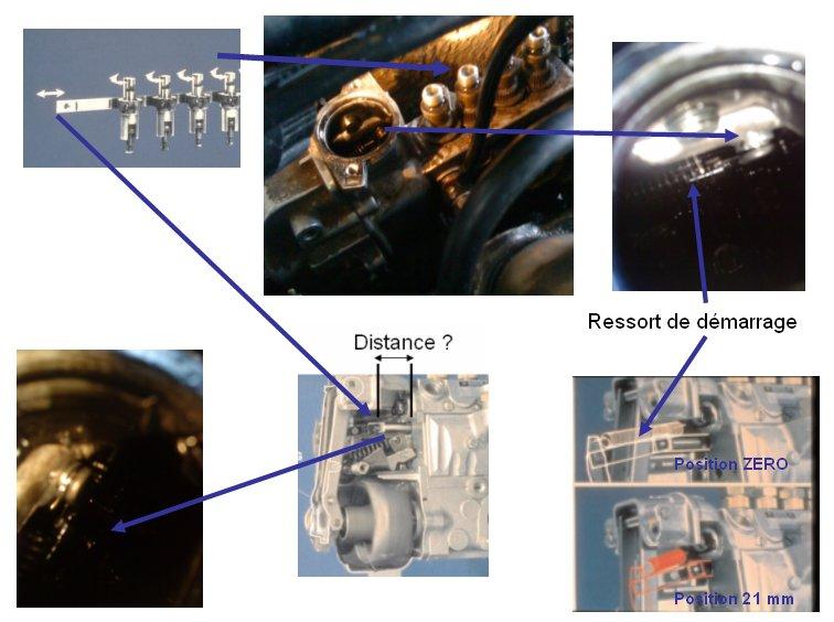 amorcage pompe injection 421 sur moteur 616.911 Schem110