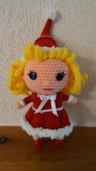 Miss Noël et son aide Dsc05112