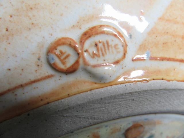 Willie Carter - Top Farm Pottery - Farndon Img_1423
