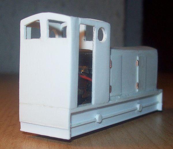 Feldbahndiesel  H0e Feldba15