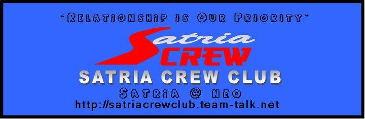 Free forum : SATRIA CREW CLUB - Portal 16831410
