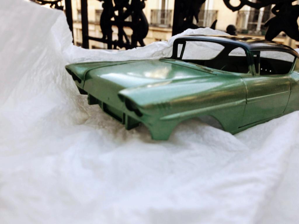Chevy 58 Koopé Mild Kustom 20180618