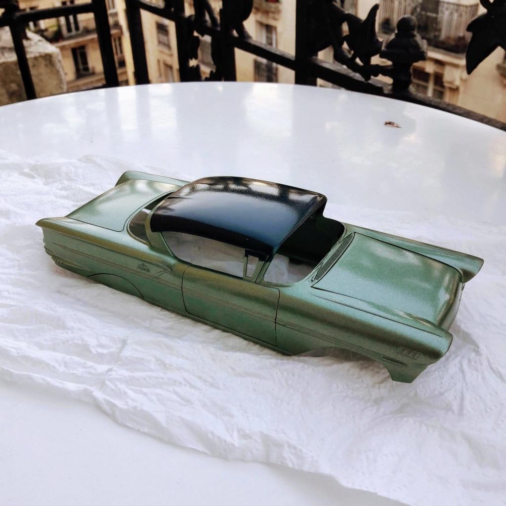 Chevy 58 Koopé Mild Kustom 20180619