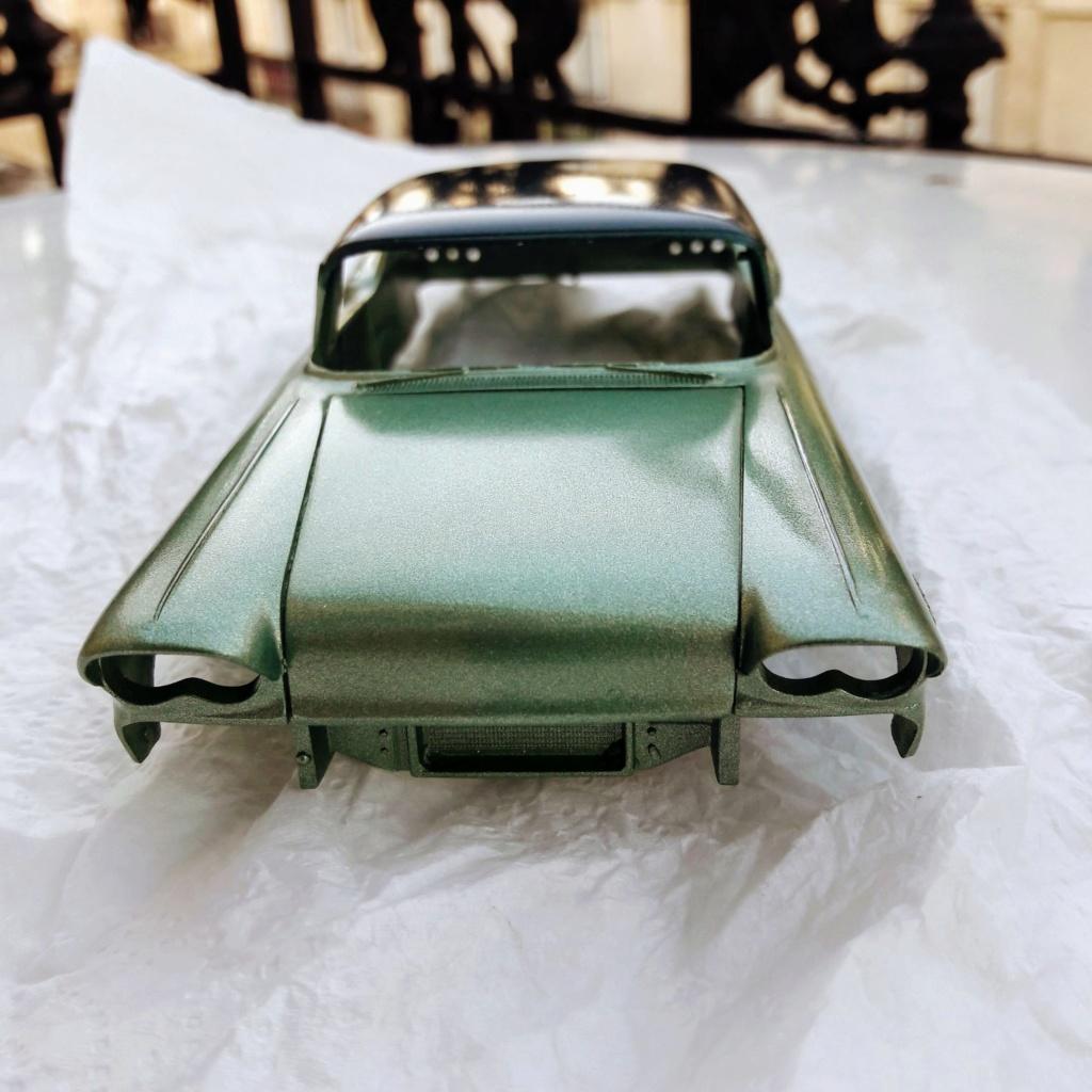 Chevy 58 Koopé Mild Kustom 20180621