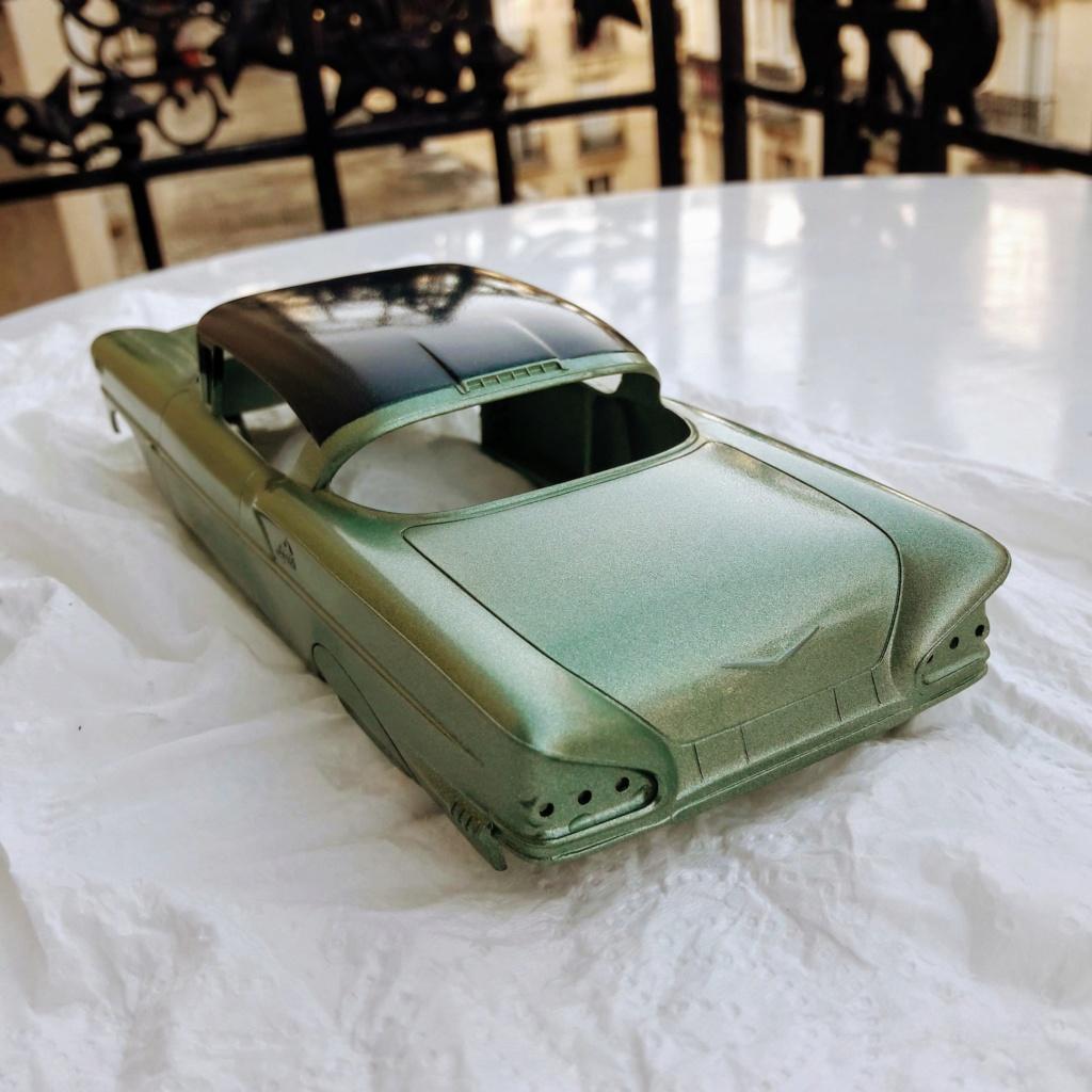 Chevy 58 Koopé Mild Kustom 20180622