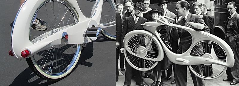 Vélo et Bicycle  Bowden12
